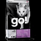 Go! Natural 無穀物雞肉火雞鴨肉蔬果營養配方貓糧 08lbs