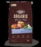 Organix 有機無穀物犬糧 有機幼犬配方 04lb