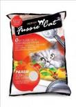 Fussie cat 礦物貓砂 香桃味(5L) x 4