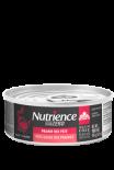 Nutrience 無穀物凍乾脫水牛肉、牛肝及三文魚-全貓罐 5.5oz (紅色) x 6