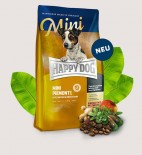 Happy Dog 小型犬意大利鴨肉栗子無穀物配方狗糧 Mini Piemonte 01kg