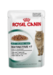 Royal Canin-(啫喱系列) 7+老貓滋味配方 85g