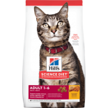 Hill's -10298HG 成貓(1-6)貓糧 4kg
