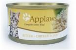 Applaws Jelly系列 幼貓配方 雞肉 貓罐頭-70g
