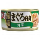 日本三才貓罐頭-Jelly果凍系列 80G MI-02 吞拿魚+蔬菜