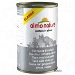 almo nature 貓濕糧系列 - Classic 140g Tuna & Whitebait 銀魚鮪魚(吞拿魚)