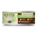 Holistic Select 活力滋 雞肉拼羊肉配方﹙無穀物﹚ 貓罐頭 3oz