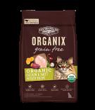 ORGANIX® 無穀物全貓糧 – 有機雞肉甜薯配方 10lb (NEW)