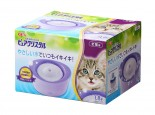 GEX 循環式貓飲水機(紫色) 1.8L