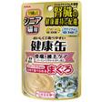AIXIA KCP-7 11+老貓健康罐包裝 皮膚/毛髮 40g