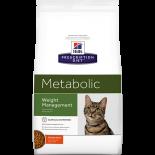 Hills 希爾思 - Metabolic獸醫配方乾貓糧-8.5磅