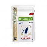 Royal Canin-Urinary S/O(牛肉味)獸醫配方貓罐頭 - 100克 x 12包