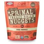 Primal (原始) 貓用冷凍脫水糧- 豬肉配方 14oz x 2