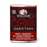 Wellness CORE 牛肉、鹿肉拼羊肉﹙無穀物﹚ 12.5oz