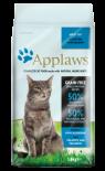 Applaws 全天然成貓-海魚+三文魚 6kg