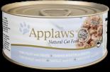 Applaws 愛普士 - 貓罐頭 156g - 吞拿魚+芝士 x 24