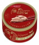 NISSHIN PET - 懷石極品水煮-白鰹魚塊貓罐頭 80g x 48原箱優惠