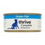 THRIVE 整全膳食100% 海洋貓罐頭 75G x 12罐原箱優惠