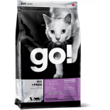 Go! Natural 無穀物雞肉火雞鴨肉蔬果營養配方貓糧 04lbs