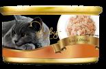 Be My Baby 濕貓糧-Tuna & Shrimp 吞拿魚+蝦 85g x 24罐原箱優惠
