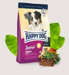 Happy Dog 幼犬配方 (六個月到一歲大)狗糧 Junior Original 04kg