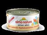 almo nature legend Tuna and Shrimps 鮮蝦鮪魚(吞拿魚) 貓罐頭 70g