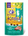 Wellness 貓小食 - Kittles 金槍魚小紅莓口味 2oz