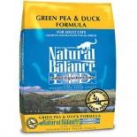 Natural Balance雪山鴨肉豌豆抗敏貓糧 5lb
