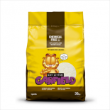 Garfield Cat Litter-加菲貓凝結貓砂-幼顆粒不可沖廁 白雲石+玉米+木薯 20Lb x 2