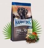 Happy Dog 成犬加拿大三文魚兔肉羊肉無穀物高能量配方狗糧 Canada 04kg