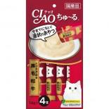 Ciao SC-144 雞肉+黑毛和牛醬 14g(4本) x 2包優惠