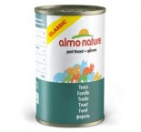 almo nature 貓濕糧系列 - Classic 140g Trout 鱒魚