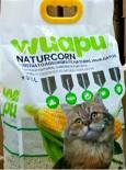 Wuapu 粟米豆腐貓砂(原味) 17.5L x 2包優惠