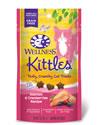 Wellness 貓小食 - Kittles 鮭魚小紅莓口味 2oz