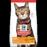 Hill's -1175HG 成貓減肥貓糧 6kg