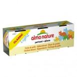 almo nature 貓濕糧系列 - Light 50g chicken Breast 雞胸肉 x 3罐
