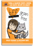 Weruva Best Feline Friend 85g 袋裝系列 吞拿魚+三文魚 x 12包優惠