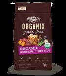 Organix 有機無穀物成犬糧 雞肉馬鈴薯配方 4lb