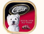 西莎 Cesar 純鮮肉系列 牛肉+肝