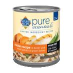 Nature's Recipe 無穀物犬用雞肉湯罐頭 10oz x 12