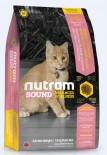 Nutram (S1)  雞肉、三文魚及扁碗豆配方 幼貓糧 1.8kg