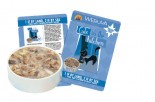 Weruva Cats in the Kitchen 袋裝系列 1 If By Land, 2 If By Sea 吞拿魚+牛肉+三文魚 美味肉汁 85g x 8包優惠