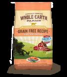 Whole Earth Farms 無穀物全貓三文魚配方 10磅