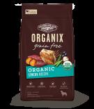 Organix 有機無穀物犬糧 有機年老犬配方 10lb