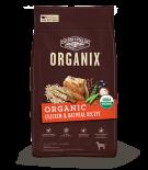 Organix  穀物全犬糧-有機雞肉燕麥片配方18lb