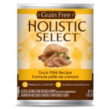 Holistic Select 活力滋 鴨肉配方﹙無穀物﹚ 狗罐頭 13oz