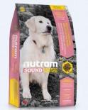 Nutram (S10) 雞肉、燕麥及全蛋配方 高齡犬糧 13.6kg