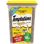 Temptations tasty chicken flavor(珍寶裝) 16OZ