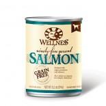 Wellness 95% 鮮三文魚肉﹙無穀物﹚ 13.2oz
