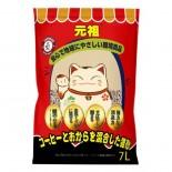 元祖咖啡味豆腐砂 7L x 6